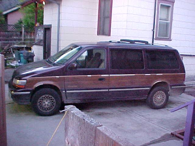 1998 dodge caravan transmission removal